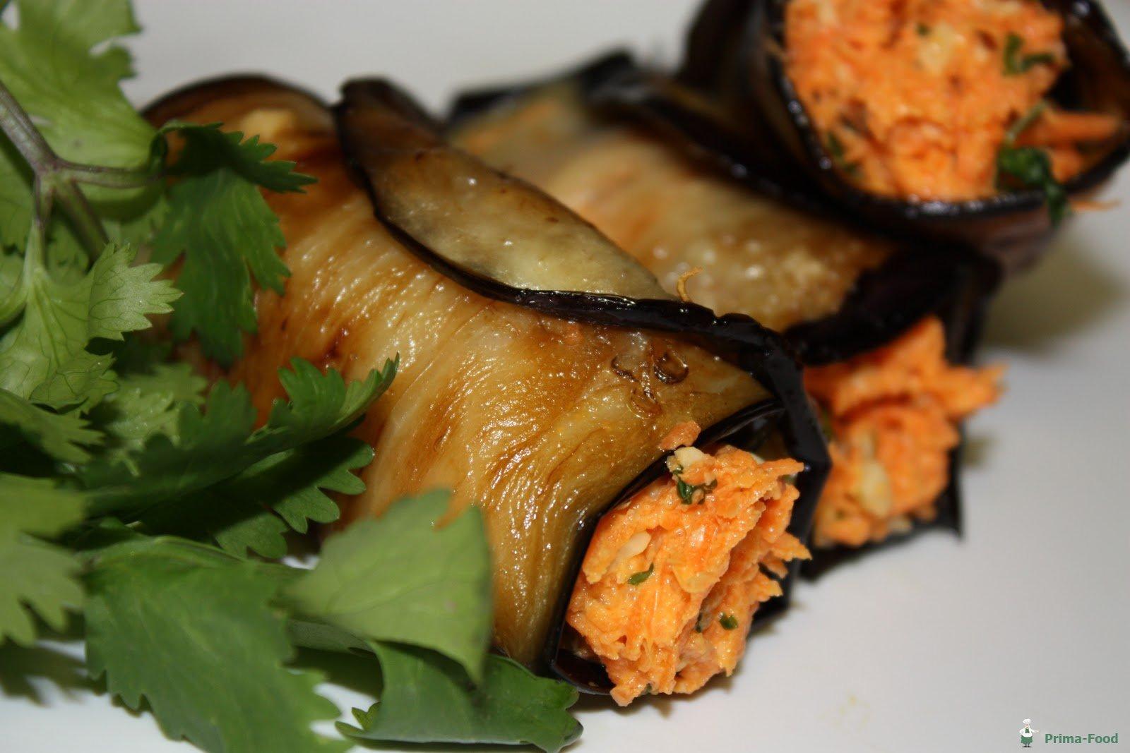 Блюда из синеньких пошагово фото