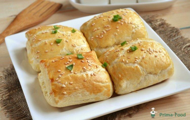Слоеное тесто без начинки рецепт с фото